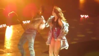 Selena Gomez- Kill Em With Kindness and I Want You To Know (Sleep Train Arena)