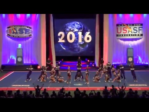 Rockstar Cheer Beatles Worlds 2016