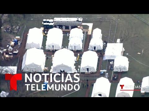 Noticias Telemundo: Coronavirus, un país en alerta, 31 de marzo 2020 | Noticias Telemundo