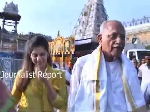Ram Charan wife Upasana Visit Tirumala Temple || Apollo Hospital Prathap C  Reddy