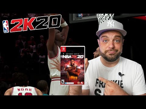 NBA 2K20 REVIEW For Nintendo Switch - The GOOD And BAD!