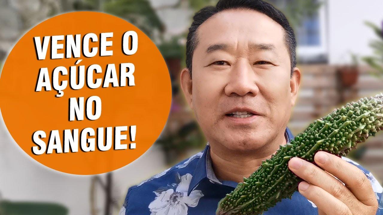 2 LUTADORES DE PESO CONTRA AÇÚCAR NO SANGUE   Dr. Peter Liu
