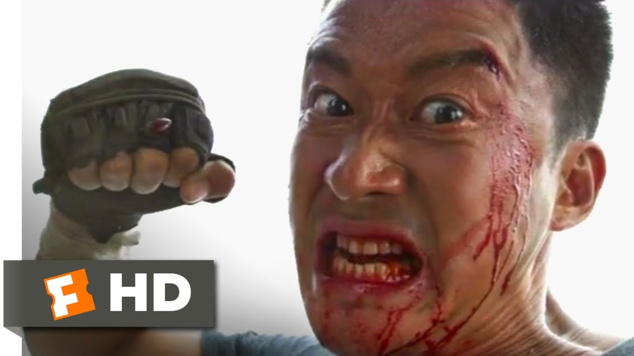 Download Wolf Warrior II (2017) - Blood For Blood Scene (10/10) | Movieclips