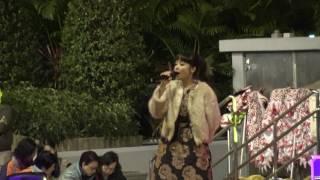 170212 沙田節日燈飾閉幕活動暨慶回歸元宵晚會 2017 (Part of Kandy) [Fancam]