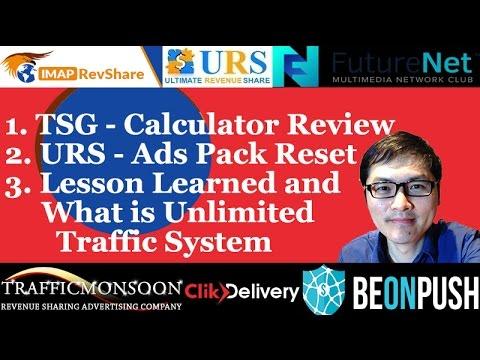 TSG URS Revshare Update