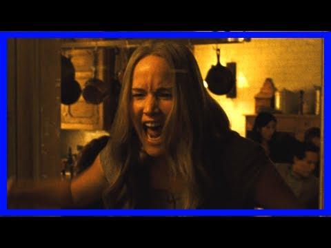 "Breaking News | Aronofsky's ""mother!"" gets an f cinemascore"