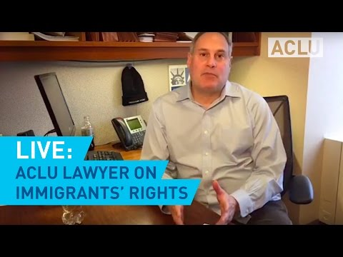 ACLU Lawyers Answered Your Questions About Immigrants' Rights