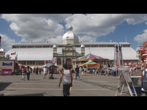 The Ottawa Ex - 122 Years at Lansdowne Park - film preview