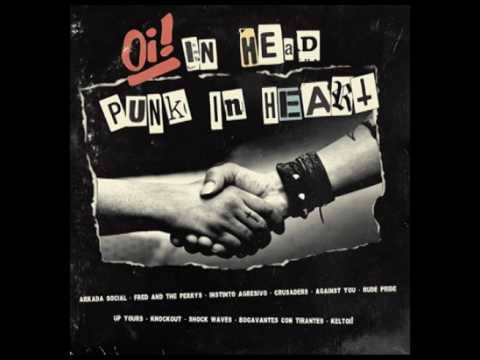 VVAA - Oi! in head Punk in heart - (2017)