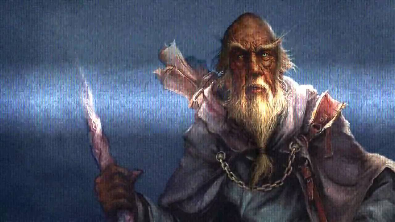 Prank Call Deckard Cain Calls Elderly Care Youtube