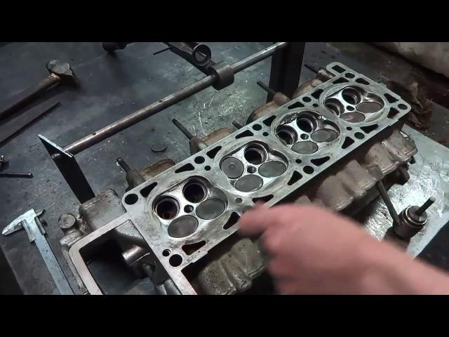 ремонт 406 двигателя своими руками