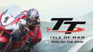 TT ISLE OF MAN: RIDE ON THE EDGE bemutató