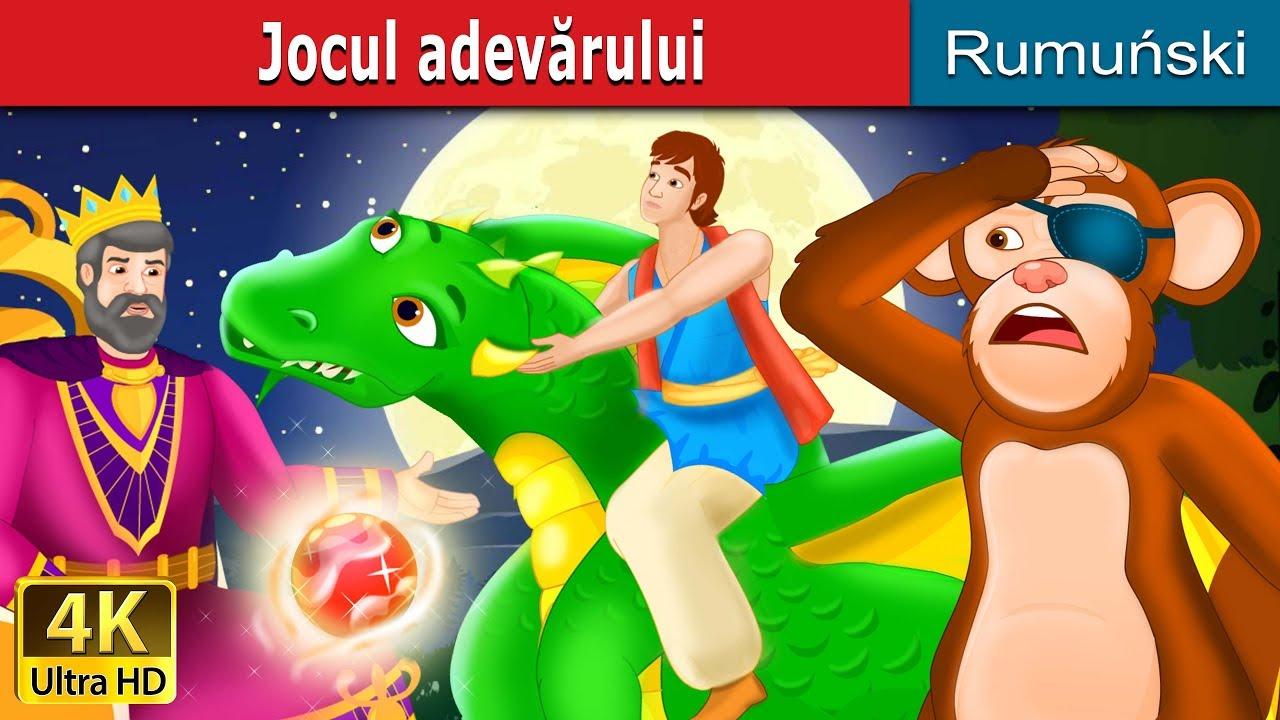 JOCUL ADEVĂRULUI | Povesti pentru copii | Romanian Fairy Tales