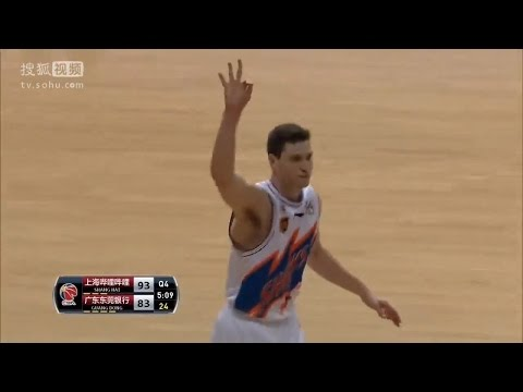 Jimmer Fredette 51 Points vs Guangdong Tigers | Full Highlights | November 11, 2016