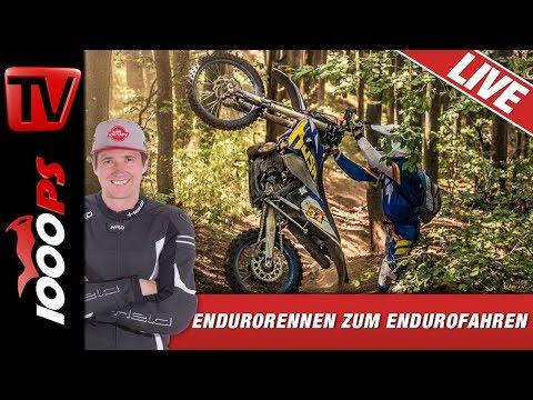 Die besten Endurorennen zum Endurofahren - 1000PS Live - Die Motorrad Talkshow