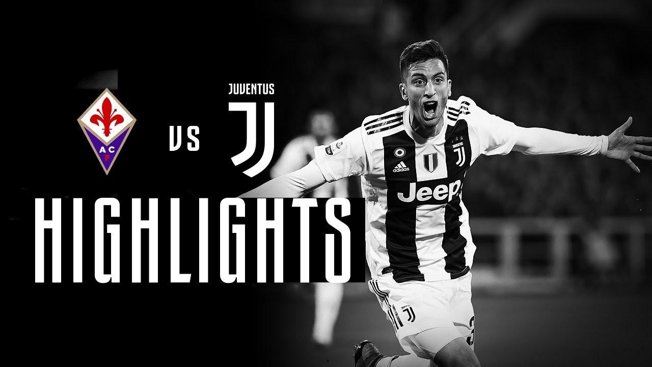Download HIGHLIGHTS: Fiorentina vs Juventus - 0-3 | Bentancur, Chiellini & Ronaldo goals