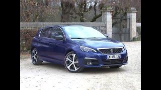Essai Peugeot 308 2.0 BlueHDI 180 EAT8 GT (2017)