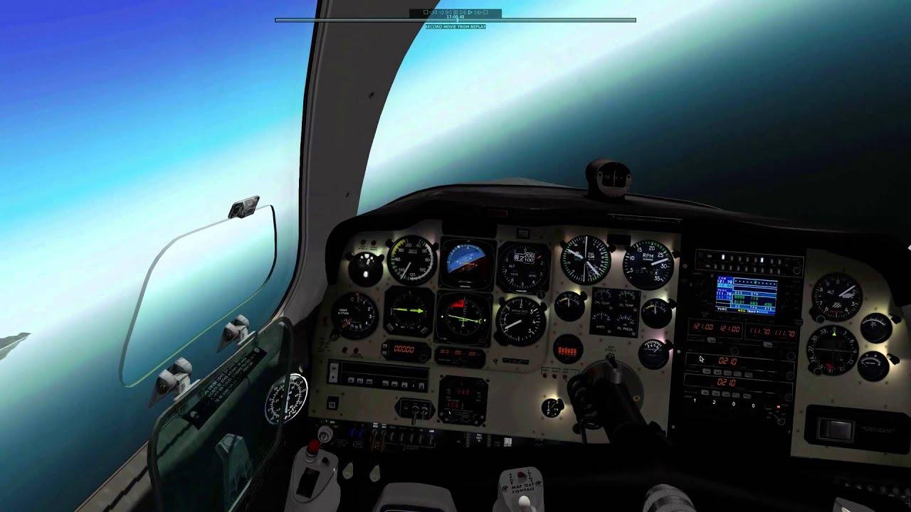 Testing TrackIR 5 on a Mac!!!- X-Plane 10