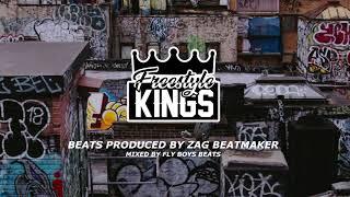 BOOM BAP 90's INSTRUMENTAL MIX / 30 MIN / BEATS BY ZAG BEATMAKER / FREESTYLE KINGS