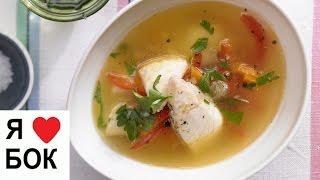 Рыбный супчик. Быстрый и вкусный обед