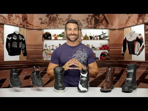 Best Motorcycle Short Boots & Riding Shoes