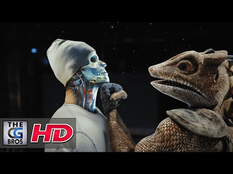 "CGI & VFX Short Films : ""Tense""  - by Daniel Berthold"