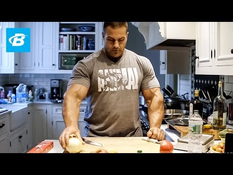 How IFBB Pro Evan Centopani Eats to Build Muscle | Iron Intelligence Training Program