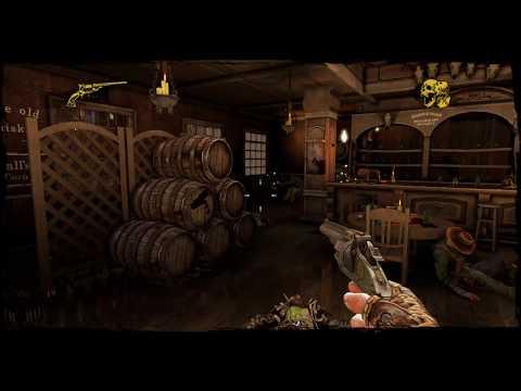 Call of Juarez : Gunslinger Complete Playthrough Part 6 - John Wesley Hardin (No Commentary) |