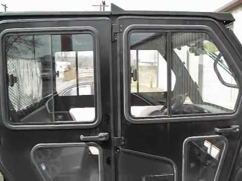 Custom Trans 4x4 Mule With 4 Door Cab And Goo S