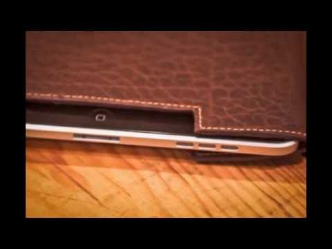 Bison Leather Ipad Case and Cover by Buffalo Jackson Trading Co.