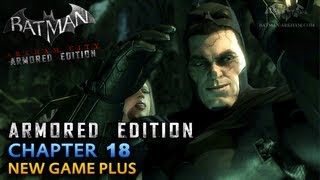 Batman: Arkham City Armored Edition - Wii U Walkthrough - Chapter 18 - The Demon Trials