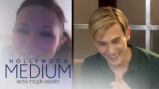 Tyler Henry Reads a Lucky 'Hollywood Medium' Fan | Hollywood Medium with Tyler Henry | E!
