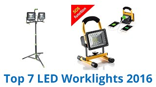 видео Rechargeable Led Work Lights