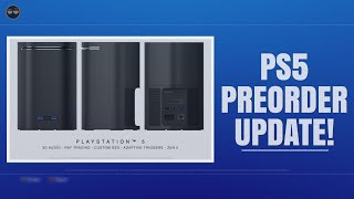 PLAYSTATION 5 ( PS5 ) PRE ORDERS More Info! | PS5 ONLINE No Wait Time Feature !