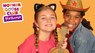 A Cat Came Fiddling out of a Barn   Mother Goose Club Playhouse Kids Video
