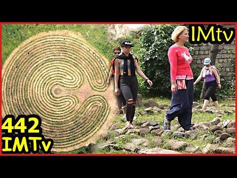 Волшебные Лабиринты Мансура. Загадки Мира India Magic Tv 442