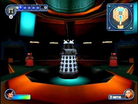 [Wii] Doctor Who: Return to Earth - Chapter 16: Final Showdown