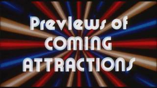 Previews of Coming Attractions