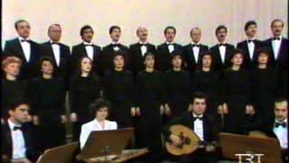 Klasik Türk Müziği Korosu Vedat Koşan Serap Mutlu Akbulut