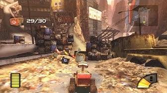 WALL-E PS2 Gameplay HD (PCSX2)
