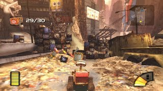 WALL-E PS2 Gameplay HD (PCSX2)