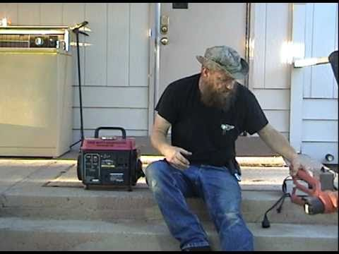 1000W 2 Stroke Generator  , Review