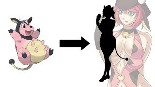 Pokemon As Humans Requests #7: Miltank as a Girl.