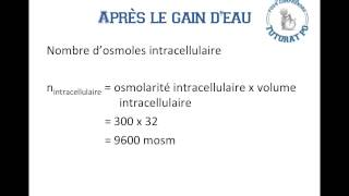 5 Minutes Pour Comprendre - Compartiments Liquidiens