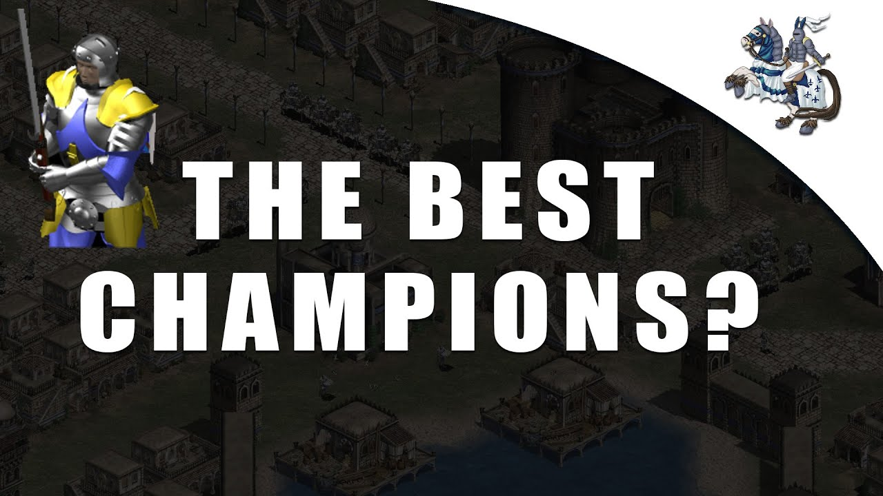 Who Has The Best Champions? AoF!
