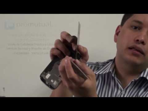 a0b0fb1a7da Reparacion de Pantalla, Display, Tactil, Vidrio, Samsung, Galaxy s4 y note  2 - YouTube