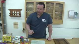 Make Your Own Colored Wood Putty