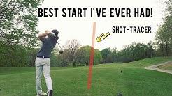World Long Drive Champion Plays Golf Ep:09- Reston National Golf Club Front 9
