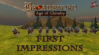 GAME REVIEW: Broadsword: Age of Chivalry [Early Access] | First Impressions Review | Steam Games