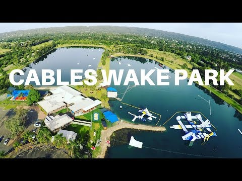 CABLES WAKE PARK - AUSTRALIA SYDNEY